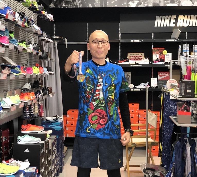 名古屋NO.1ランニングショップの独り言「さぁ名古屋ウィメンズマラソンに当選したらまずすること」