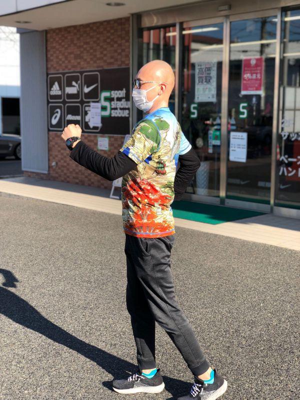 名古屋NO.1ランニングショップの独り言「だったら走ればいいのさ」